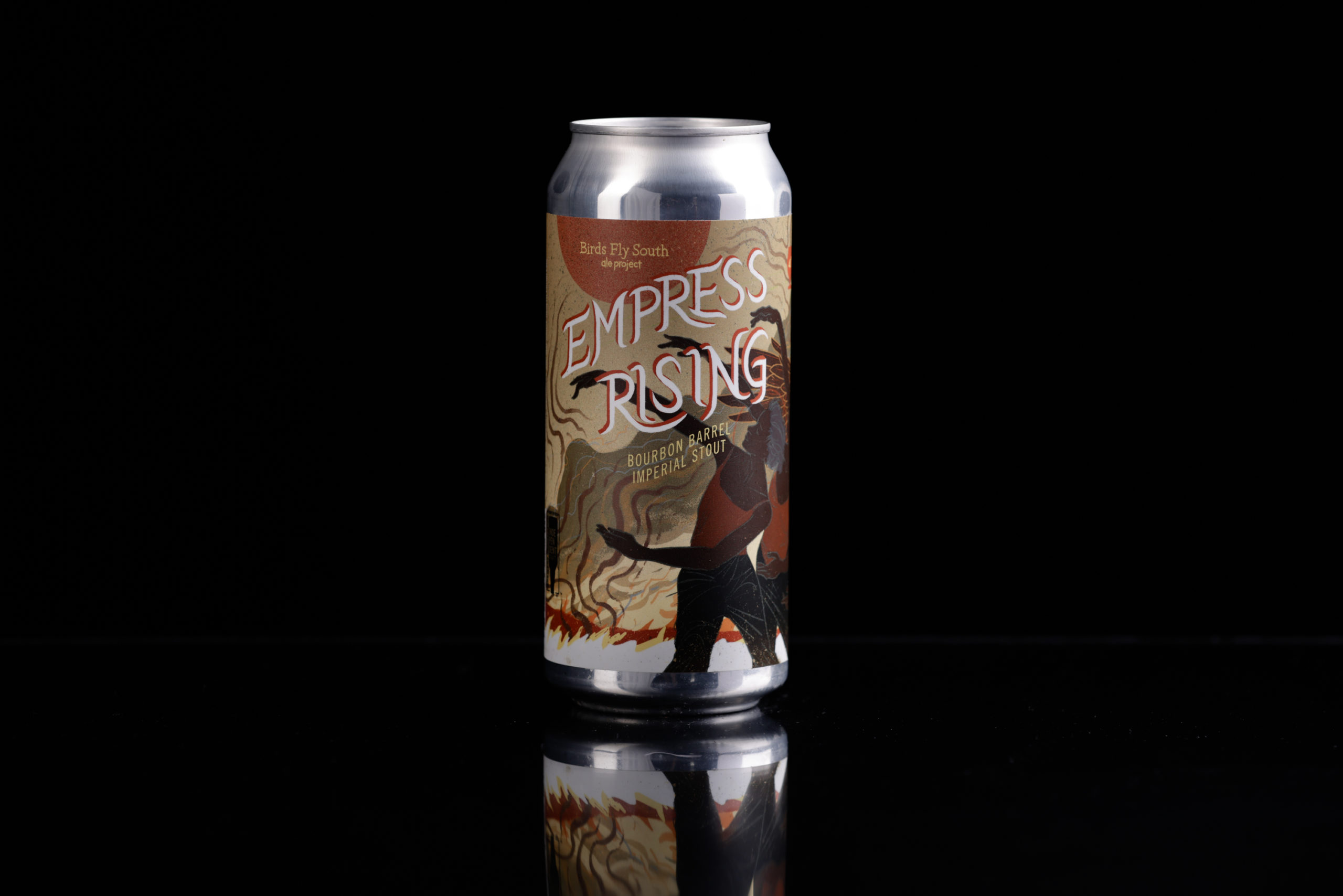 Empress Rising Imperial Stout