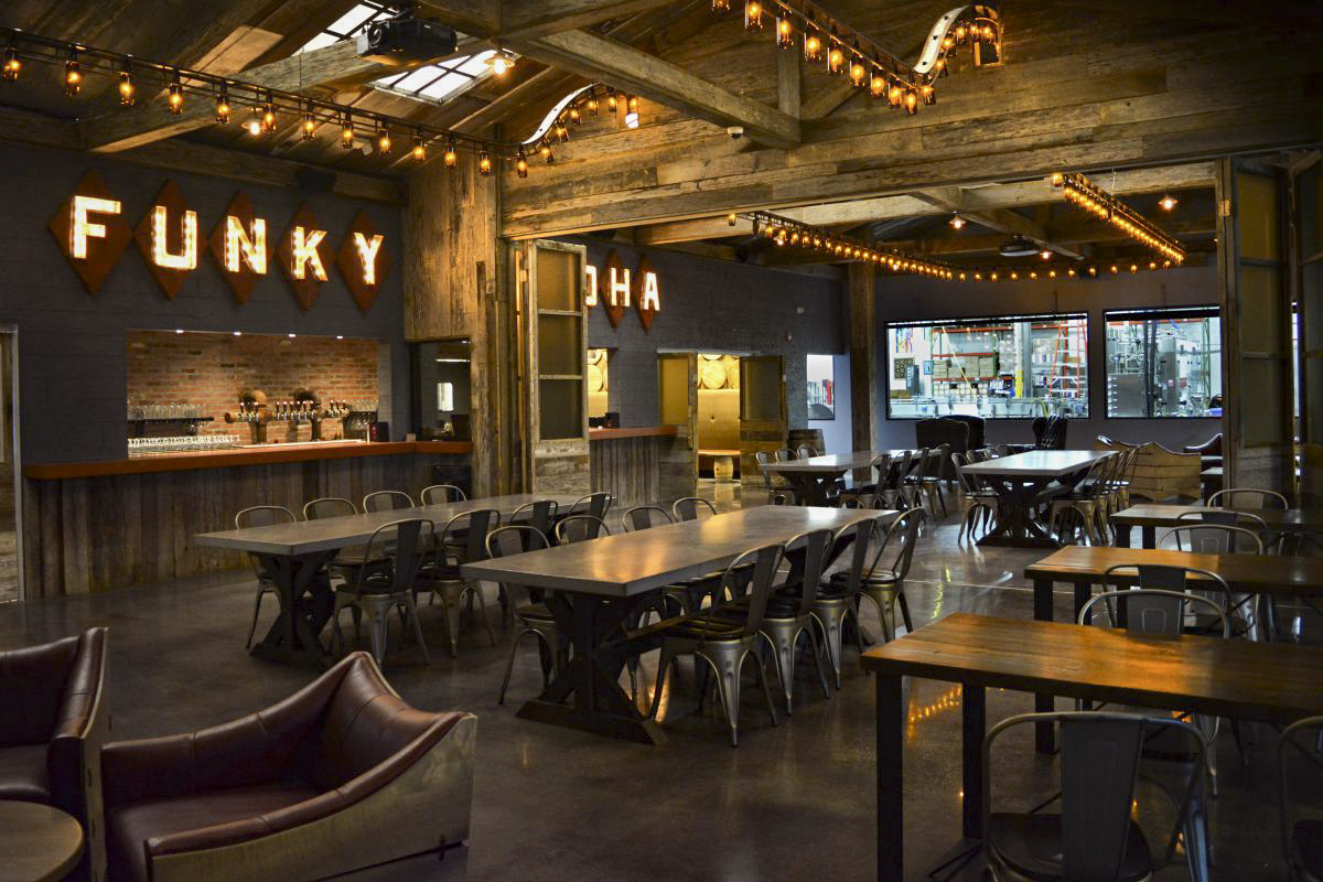 Funky Buddha Private Event Space