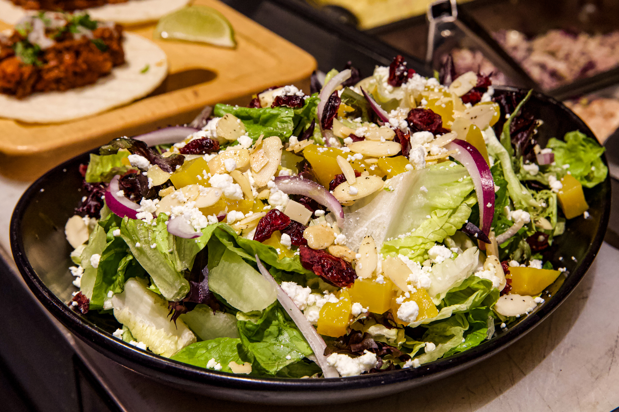 Smokehouse salad